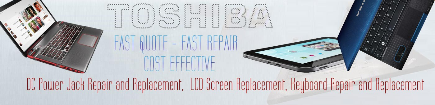 London Toshiba Laptop Repair services