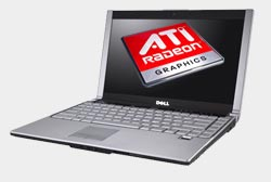 dell laptop ati graphics card repair