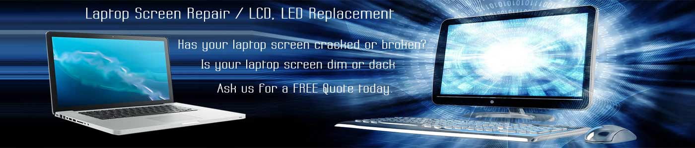 Laptop Screens - Laptop Screen Repair - Laptop LCD Screens