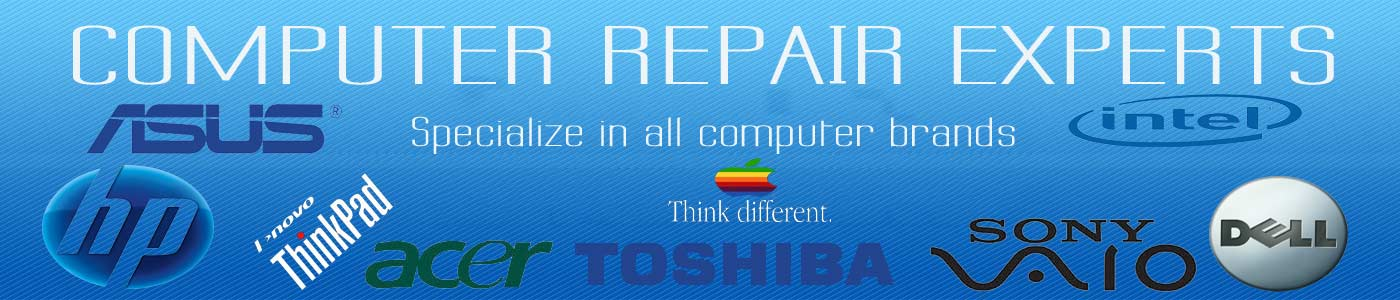 Laptop Repair and Upgrade for all Brands